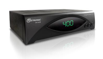 d tails annonce kit r ception satellite motoris metronic 441408. Black Bedroom Furniture Sets. Home Design Ideas