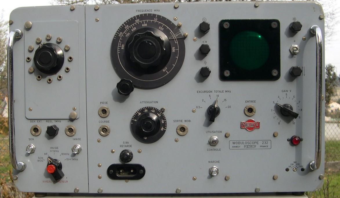 d u00e9tails annonce   wobuloscope 232 metrix