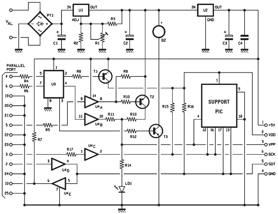schema electrique industriel cours