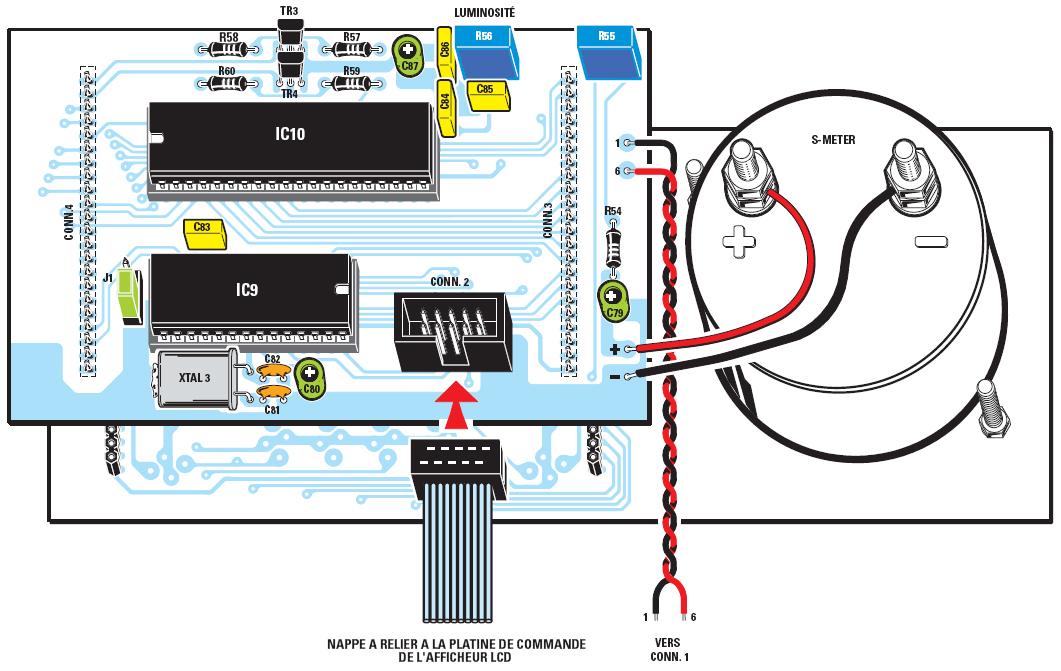 Schemas Et Montages Electroniques Fabriquer Un R 233 Cepteur
