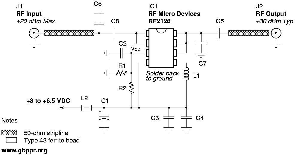 Montages De La Cat 233 Gorie Hyperfr 233 Quences Amplificateurs