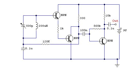 recepteur-am-1526  Pin Microphone Wiring Diagrams on
