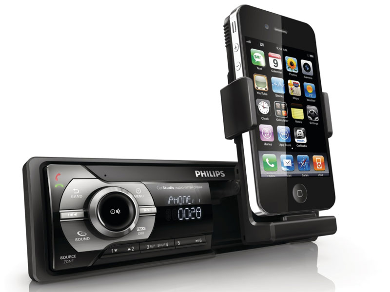 philips autoradio philips cmd310 usb aux made for ipod iphone tooth. Black Bedroom Furniture Sets. Home Design Ideas