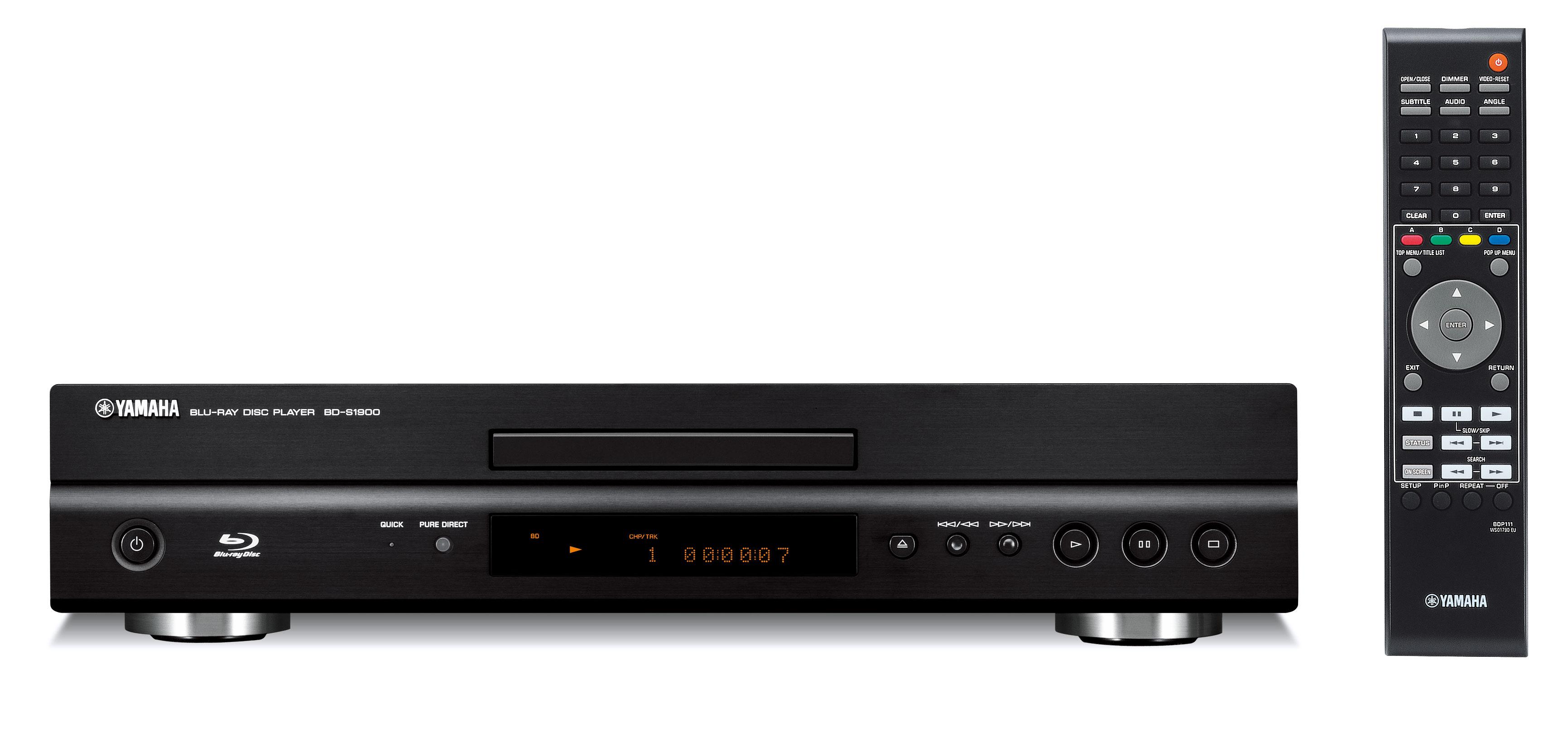 Yamaha bd s1900 for Fujifilm s8100fd prix