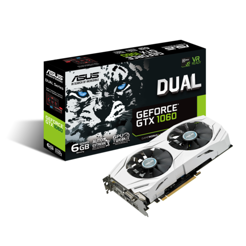 asus geforce dual