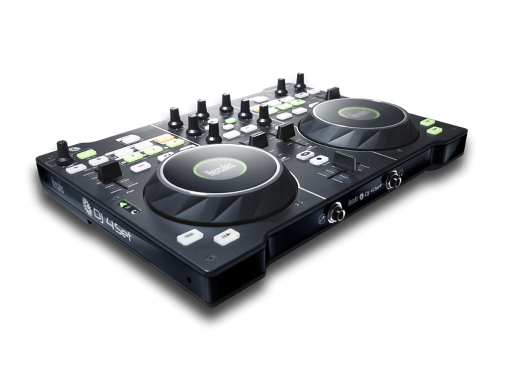 bluestork platine dj 4 set