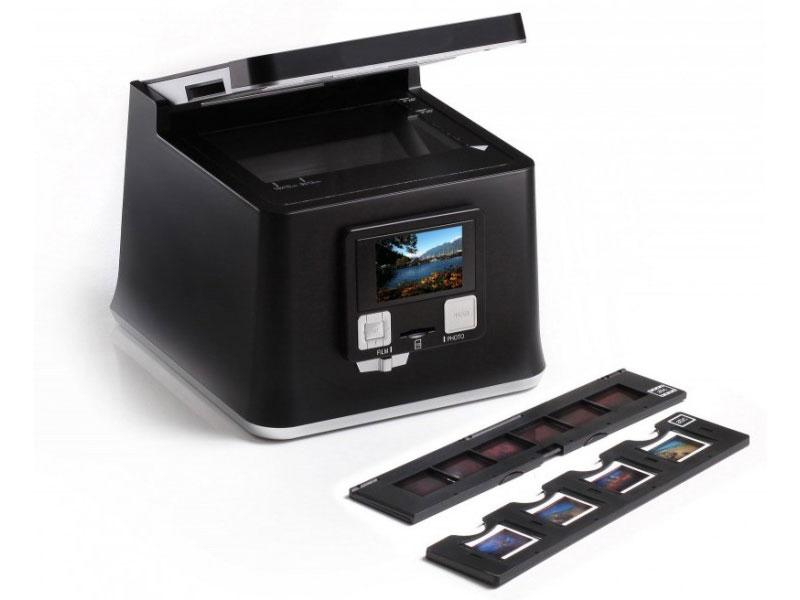 plustek reflecta image box lcd 9 scanner de diapositives negatifs et photos papier. Black Bedroom Furniture Sets. Home Design Ideas