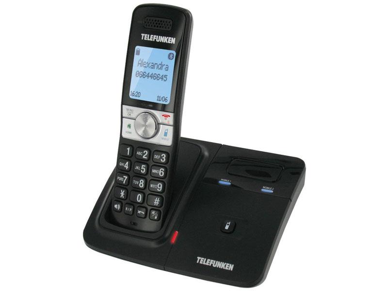 telefunken t u00e9l u00e9phone fixe tx101