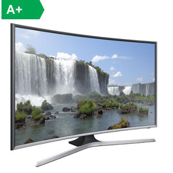 samsung t l viseur ue40j6300 awxxn tv led curve full hd 102 cm. Black Bedroom Furniture Sets. Home Design Ideas