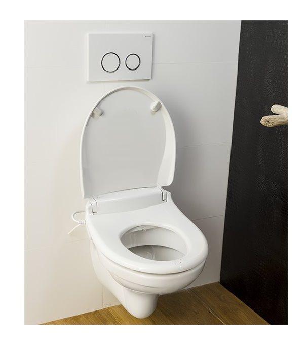 Cat gorie abattant wc du guide et comparateur d 39 achat - Toilette japonais prix ...