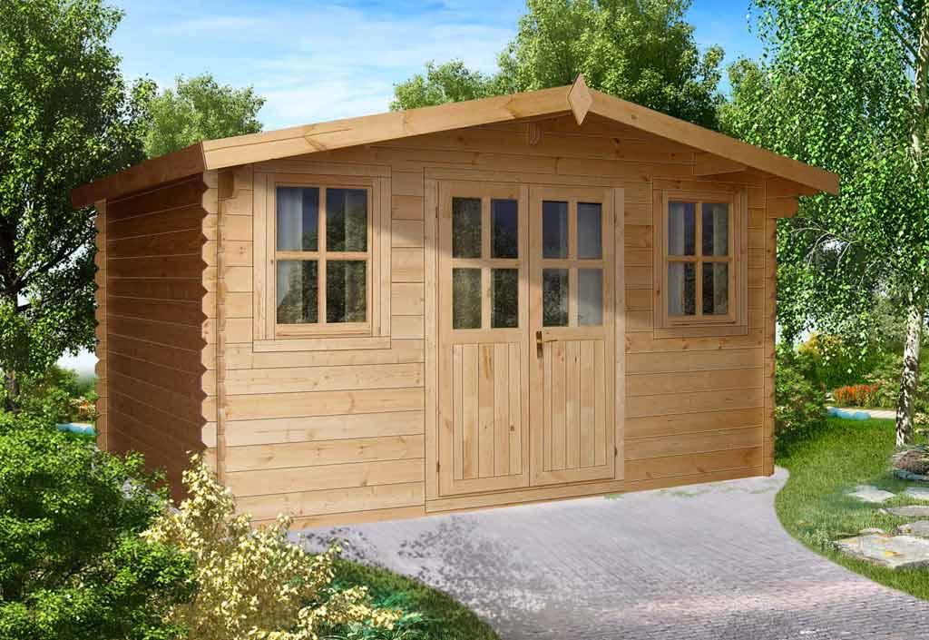 achat abri de jardin abri de jardin tecklenburg 3 chalet. Black Bedroom Furniture Sets. Home Design Ideas