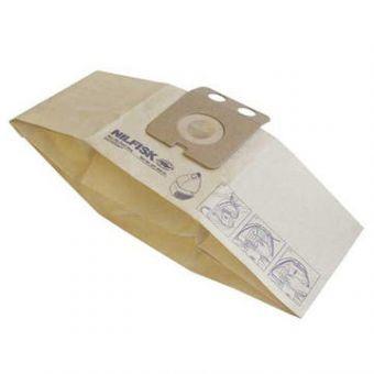 nilfisk c 22198000 5 sacs papier pour aspirateur. Black Bedroom Furniture Sets. Home Design Ideas