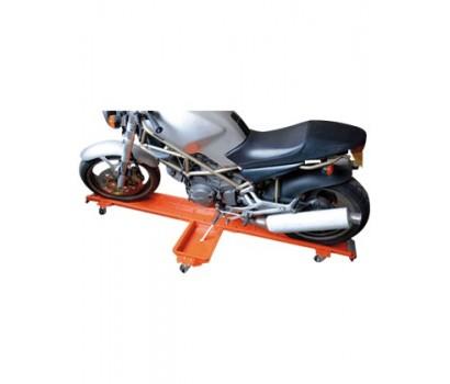 chariot d placement moto multidirectionnel courroie de transport. Black Bedroom Furniture Sets. Home Design Ideas