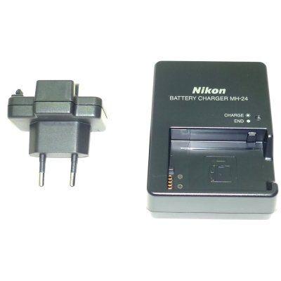chargeur batterie nikon mh-24