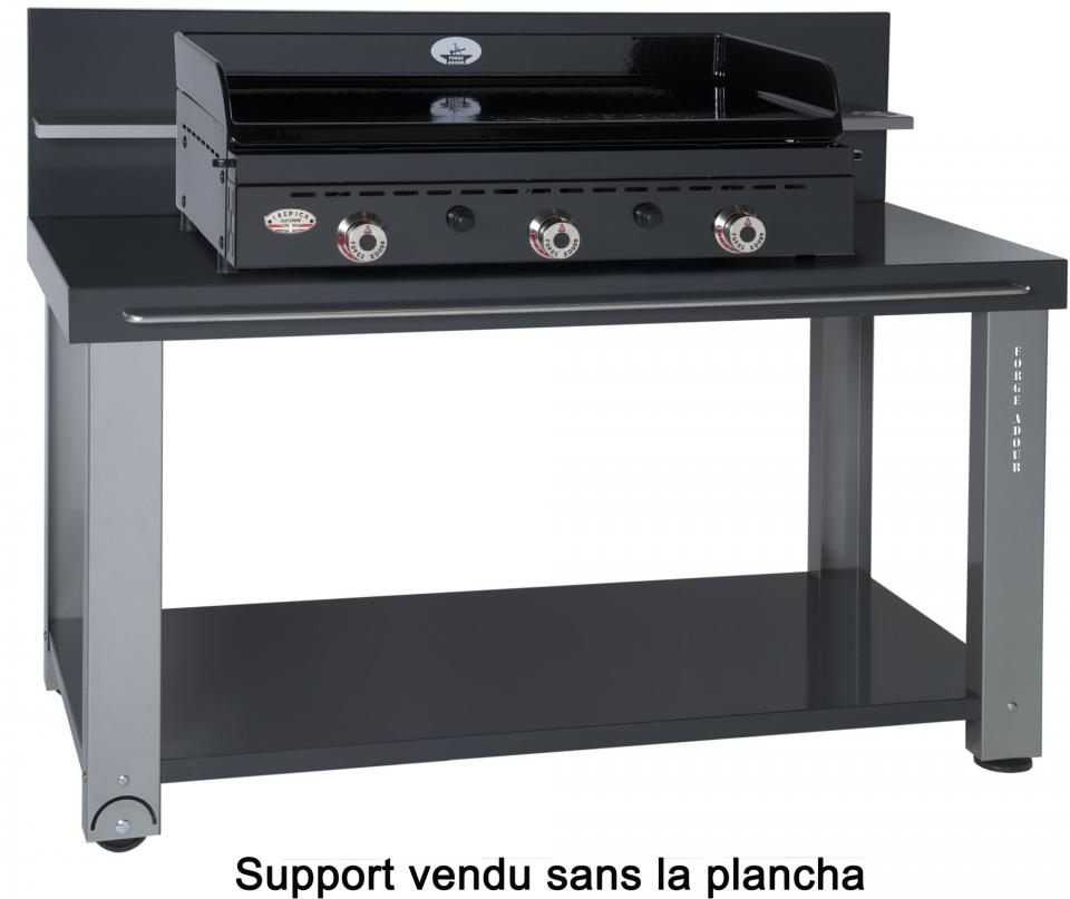 forge accessoire plancha adour trcf 75 catgorie accessoire de barbecue. Black Bedroom Furniture Sets. Home Design Ideas
