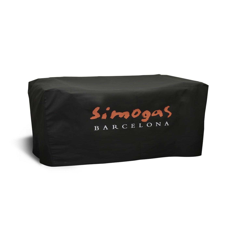 Simogas housse de protection en polyester pour plancha 75 - Housse de protection plancha ...