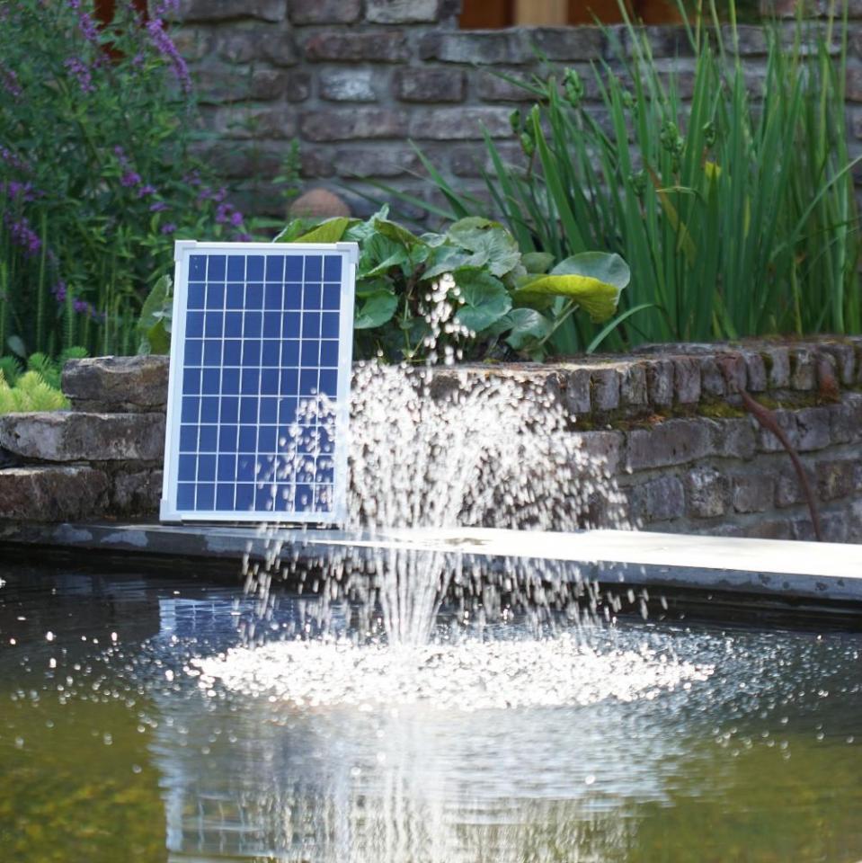 Catgorie accessoire de bassin de jardin du guide et for Bassin de jardin sans pompe
