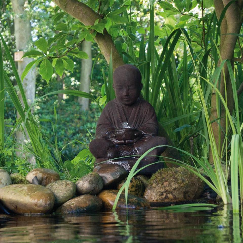 Catgorie accessoire de bassin de jardin du guide et comparateur d 39 achat - Fontaine de jardin bouddha ...