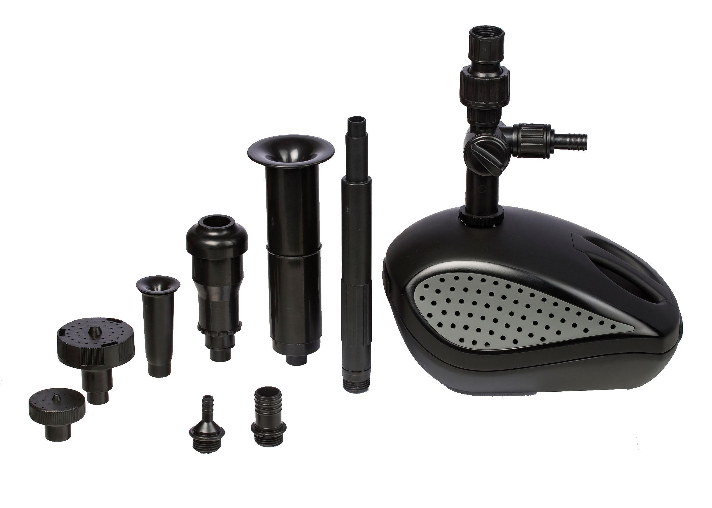 Ubbink pompe pour fontaine greenmax eco 6000 accessoir for Pompe pour fontaine de jardin