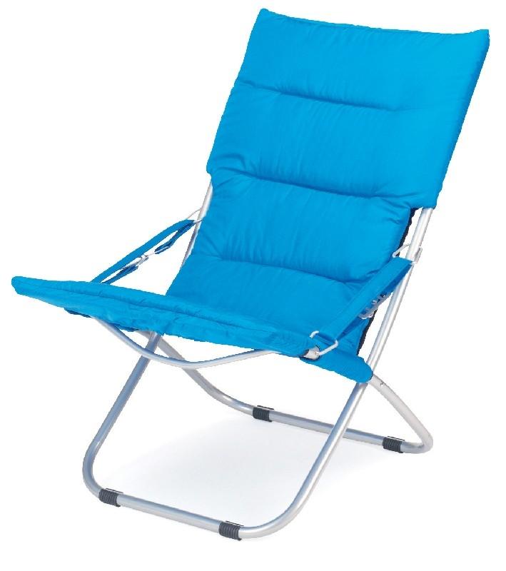 Gelert Chaise de plage rembourrée Newton