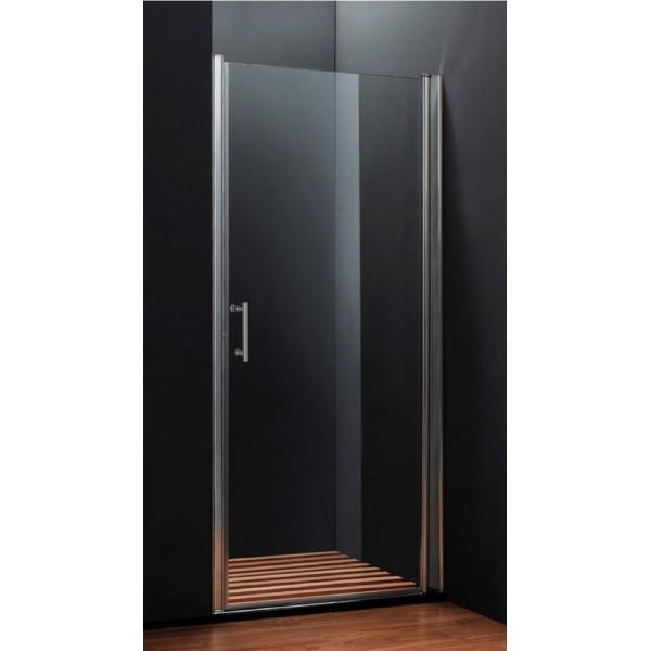 Poser porte de douche maison design for Porte de douche pivotante 70