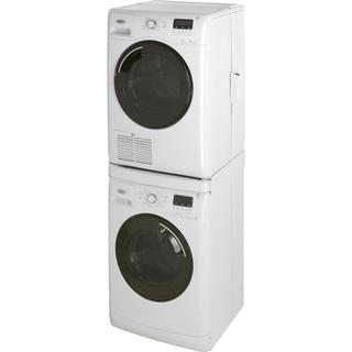 Wpro ckit de superposition sks100 cat gorie accessoire - Superposition lave linge seche linge ...