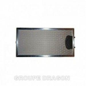 roblin 13mc076 filtre inox 290x145x9 poignee zamack pour. Black Bedroom Furniture Sets. Home Design Ideas