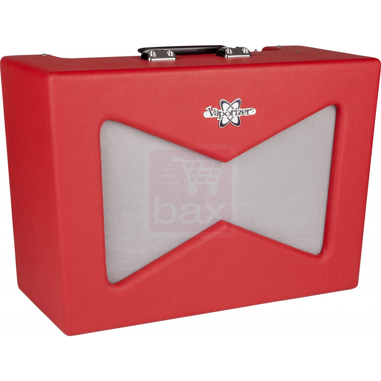 fender vaporizer rocket red 12w ampli  u00e0 lampe pour guitar