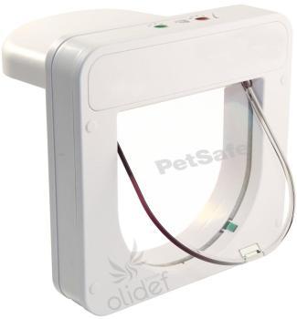 Petporte c chati re smartflap puce lectronique - Chatiere electronique sans collier ...