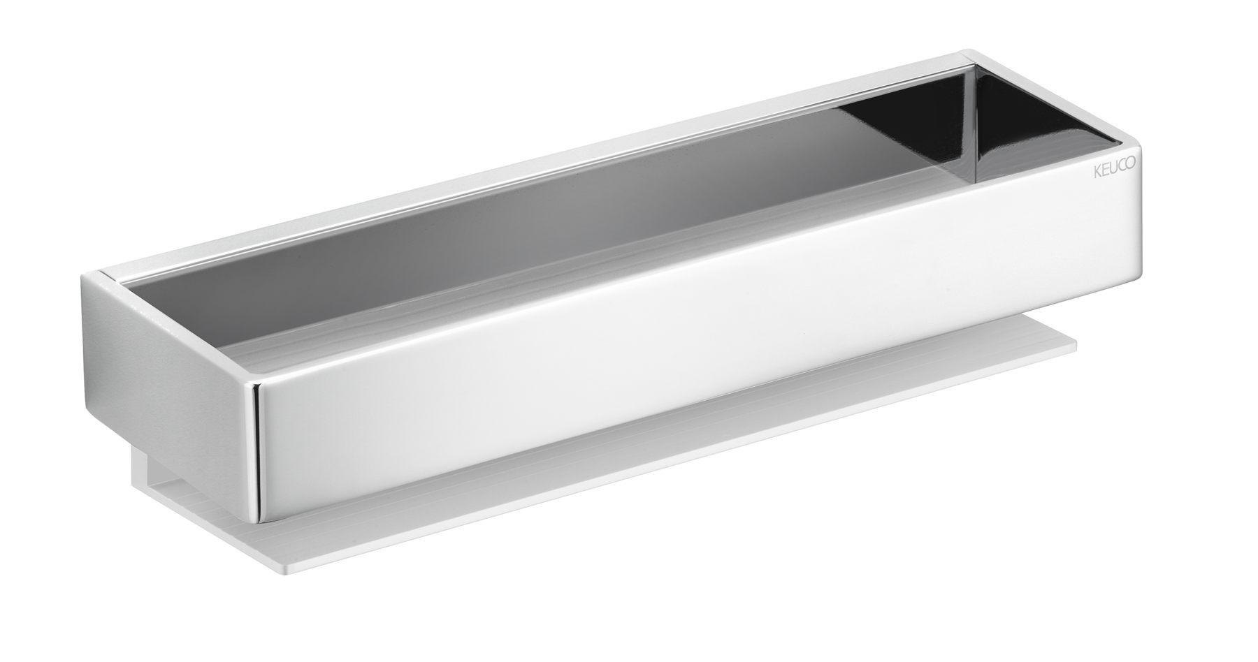 Marque Bianco Salle De Bain ~ keuco porte ponge edition 11 aluminium argent anodis