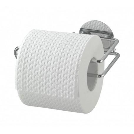 Wenko lot de 2 crochets muraux ventouse vacuum loc - Support papier toilette ventouse ...