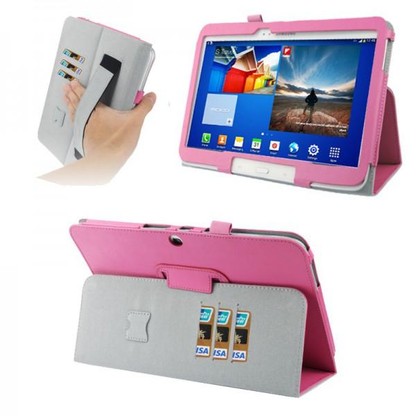 Samsung galaxy y rose for Housse tablette samsung