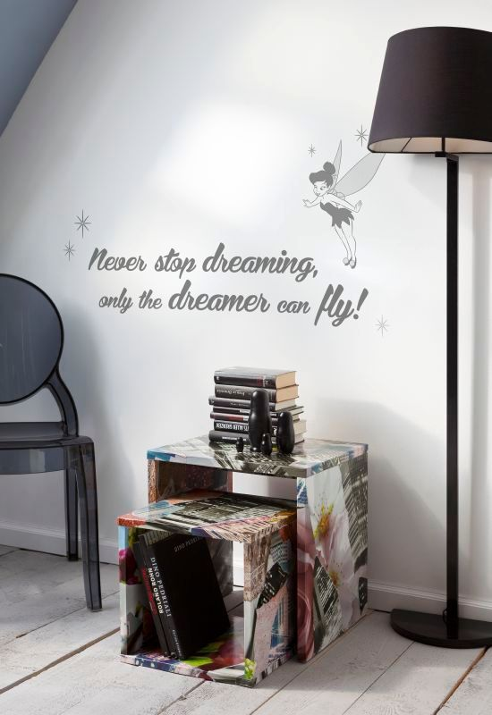 citation disney fee clochette. Black Bedroom Furniture Sets. Home Design Ideas