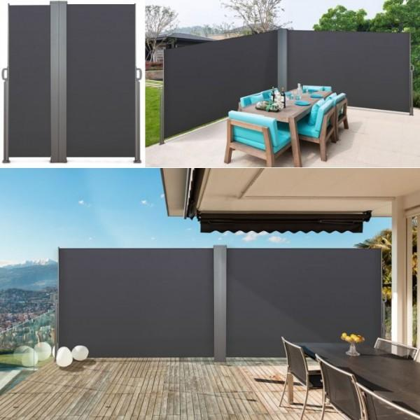 Barriere Jardin Retractable - Maison Design - Isac.us