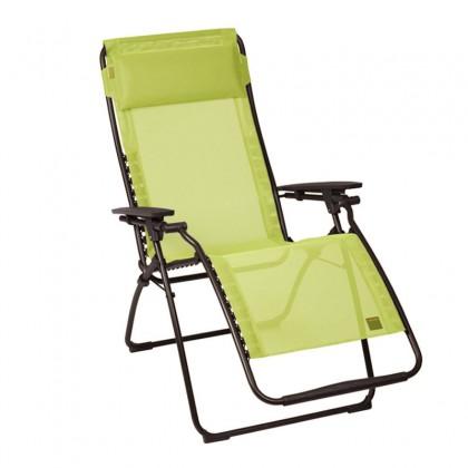 lafuma cfauteuil futura couleur papageno marron. Black Bedroom Furniture Sets. Home Design Ideas