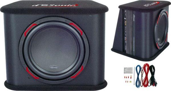 db caisson amplifi 310 amp 200w rms. Black Bedroom Furniture Sets. Home Design Ideas