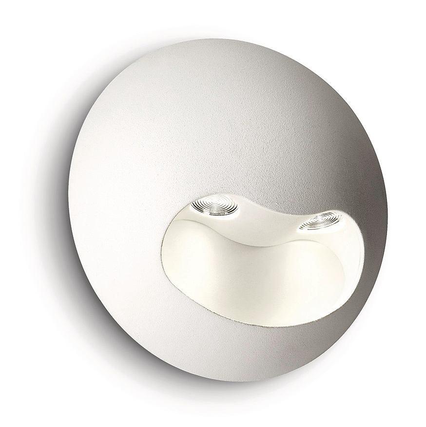 Philips capplique murale salle de bain podium oslo 3 lamp for Applique salle de bain sans fil
