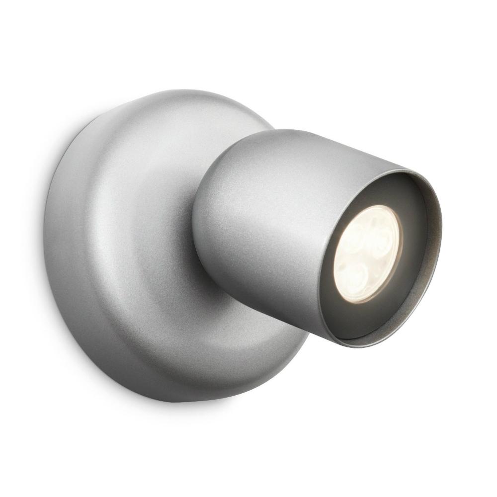 Philips treeline applique murale ext rieure 6 lampes 2 5 w - Spot orientable led ...