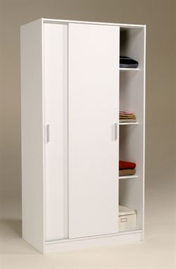 Conforama armoire portes coulissantes ruby imitation for Armoire conforama 3 portes coulissantes
