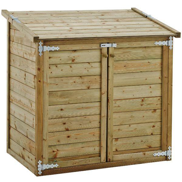 Catgorie armoire et coffre de jardin du guide et Coffre de jardin bois