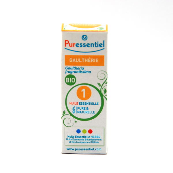 Puressentiel huile essentielle gaulth rie 10ml - Huile essentiel coupe faim ...