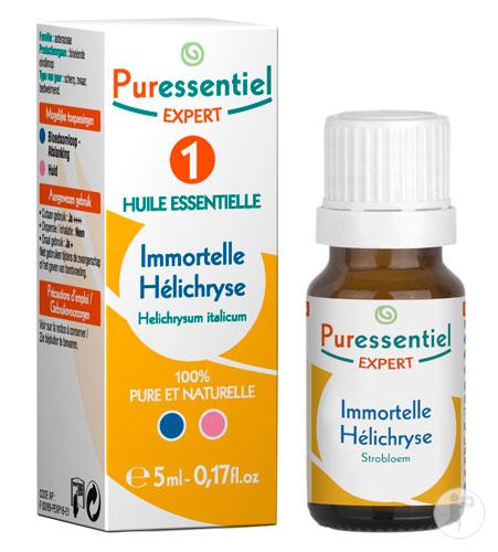 Puressentiel huile essentielle immortelle h lichryse 5ml - Huile essentiel coupe faim ...