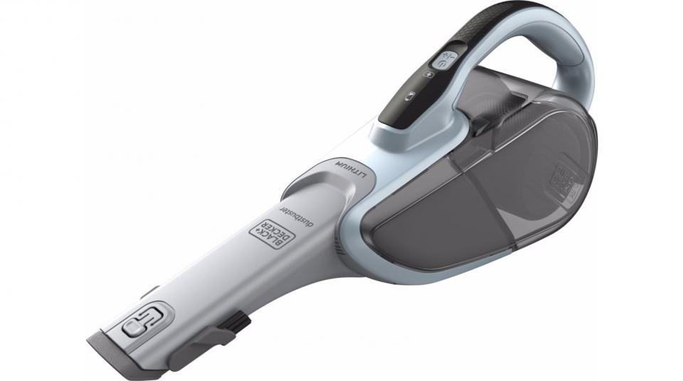 Aspirateur main black et decker nvb215w dustbuster - Black et decker aspirateur ...