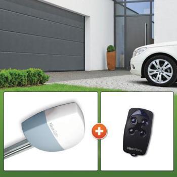 Recherche porte garage du guide et comparateur d 39 achat for Moteur nice porte de garage