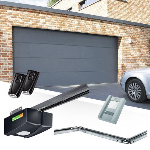 Automatisme guide d 39 achat for Prix motorisation garage