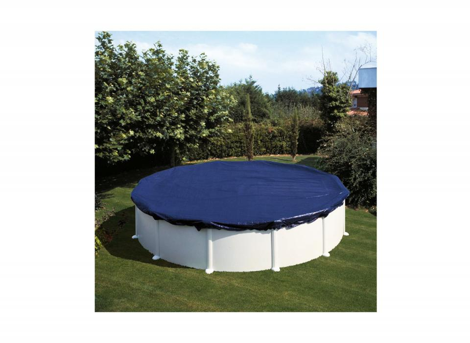 Gre cbche hiver pour piscine ronde pool diffrentes for Liner piscine gre ronde