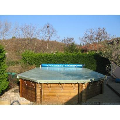 Catgorie bches couverture et liner page 3 du guide et for Bache hiver piscine bois