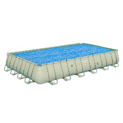 Bestway couverture piscine steel pro 4 57 x 1 22m for Liner pour piscine bestway