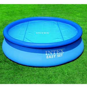 Intex bche bulles 244 m for Intex liner piscine