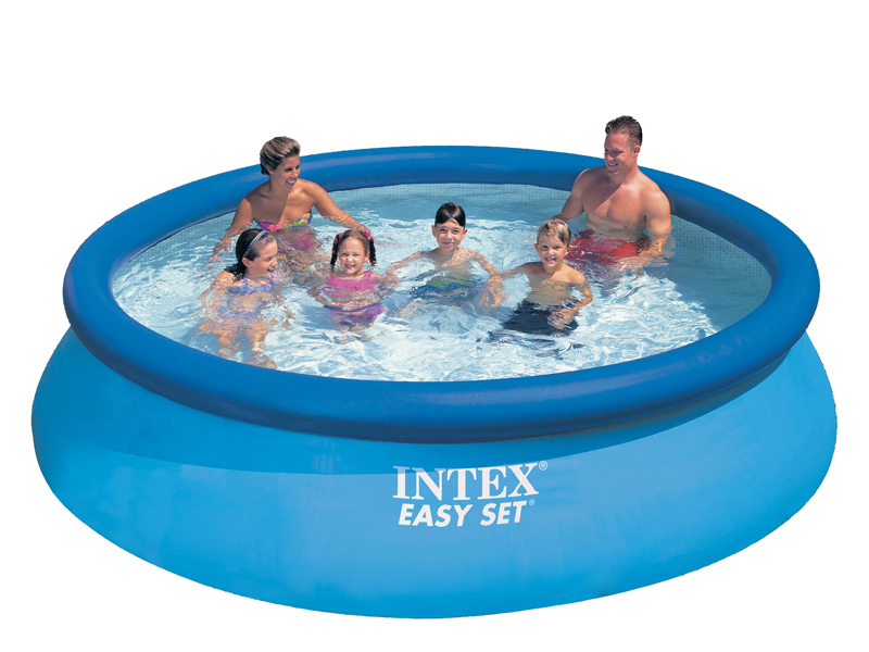 Intex liner autostable 366 x 076 m liner seul for Liner piscine intex